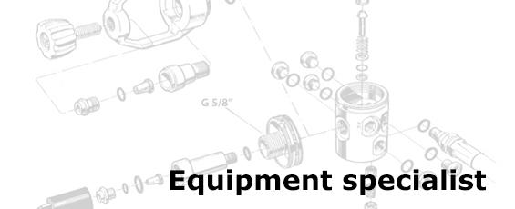 Equipment specialist
