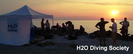 H2O Diving society