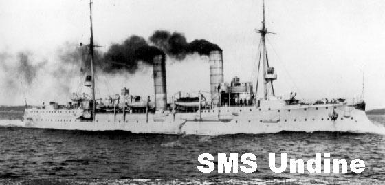 SMS Undine