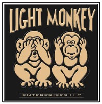 Lighr Monkey
