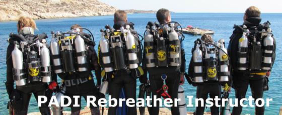 Rebreather Instructor