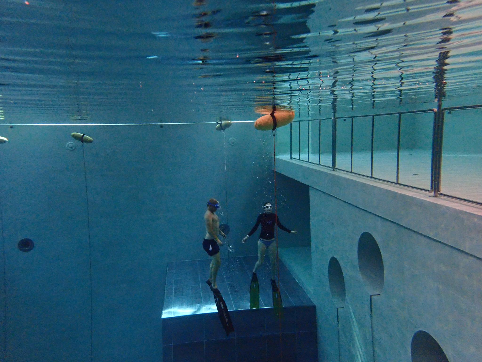 Dykning Y-40