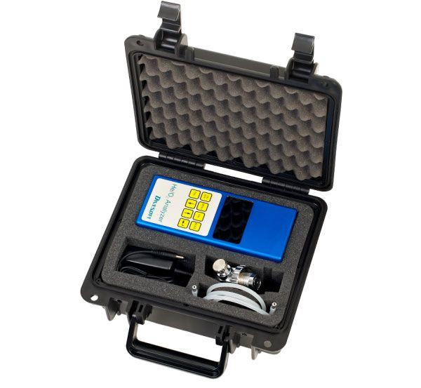 Dive Soft He/O2 Analyser set
