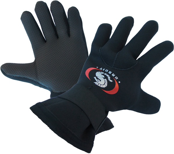 Ursuit Neoprene 5-finger 3mm